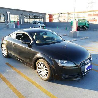 【ネット決済】Audi TT 2.0TFSI 車検2021/07...
