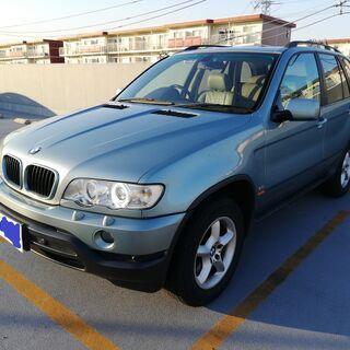 【ネット決済】BMW X5 3.0i 車検2022/11 40万円
