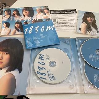 AKB48 CD➕DVD 1830m