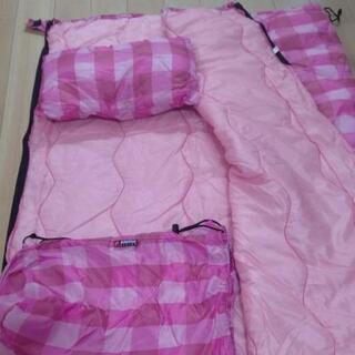 『値下げ』【引き取り希望】AIPine  DESGN  封筒型寝袋『枕付』 - スポーツ