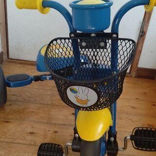 ミッフィー三輪車