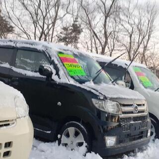 🉐️ホンダ ゼストスポーツ 4WD 車検2年付き‼️