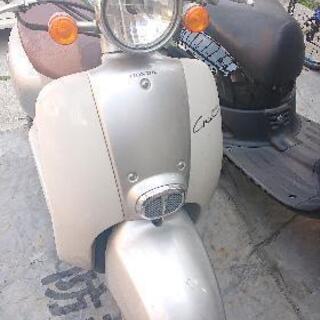 【商談中】クレアスクーピー 50ccスクーター バイク