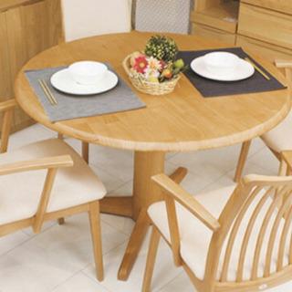 楕円 ダイニングテーブル