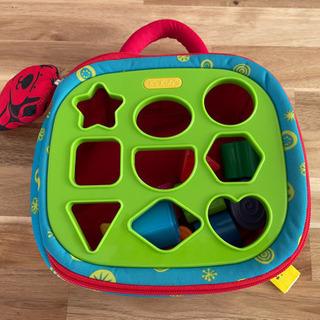 メリッサ&ダグ 赤ちゃん/幼児用 おもちゃ シェイプソーター