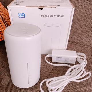 ホームルーター WI-FI HOME L02