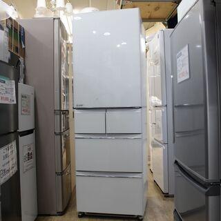 店R554)【美品】三菱 ノンフロン冷凍冷蔵庫 MR-B46A-...