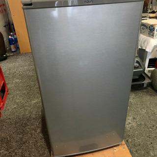 AQUA 1ドア冷蔵庫 75リットル 2020年製 使用わ…