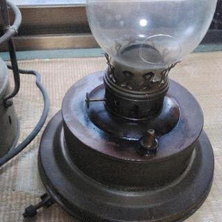 日本船燈 【紅燈】油用 日船式 第3号 − 兵庫県