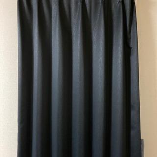 ニトリ 遮光1級防炎加工カーテン