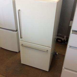 無印良品 冷蔵庫 MJ-R16A 2016年製