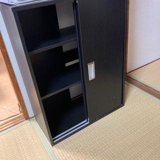 【ネット決済】ブラック 本棚🖇