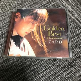 【ネット決済・配送可】【ZARD】ゴールデンベスト