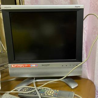 SHARP 200円!液晶テレビ!AQUOS!取りに来てく…