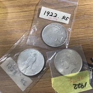 1ドル 銀貨