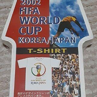 2002   FIFA WORLD CAP  KOREA/…