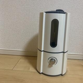 超音波式加湿器 ドルチェ Dolce ホワイト