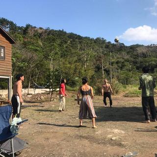 大宜味村で、キャンプ場を作ってます ドラム缶を譲ってくれる方募集