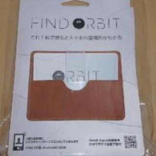 カード型 紛失防止タグ FIND ORBIT