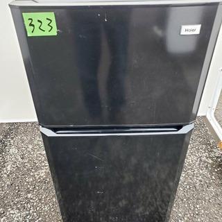 ①✨高年式✨323番 Haier✨冷凍冷蔵庫✨JR-N10…
