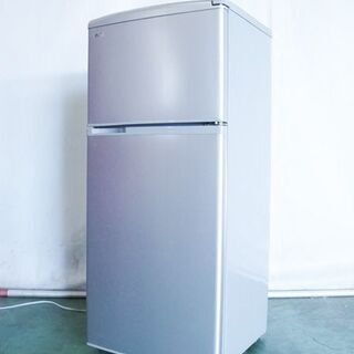 0105⑧ SANYO 2ドア冷蔵庫 SR-111R 109L ...
