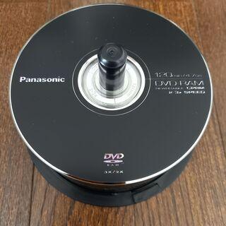 【無料】各種ブランド DVD-RAM 録画用 37枚