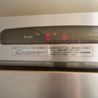 ホシザキ冷凍・冷蔵庫あげます