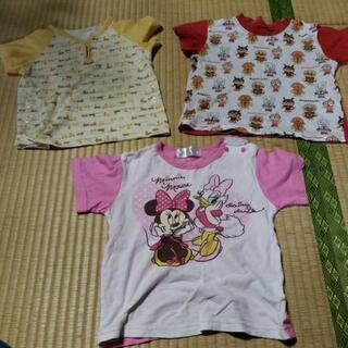 【1点50円】子供服★パジャマの上のみ★90cm