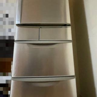 冷蔵庫 Panasonic NR-E433T-N
