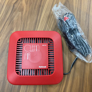 【空気をきれいに‼️】自動車用 空気清浄器 ナショナル MS-C10