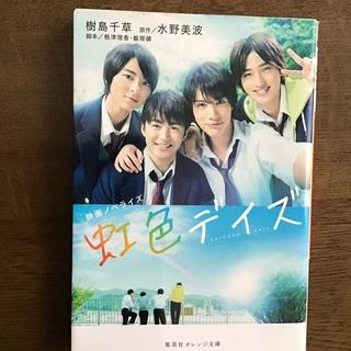 書籍「虹色デイズ映画ノベライズ」