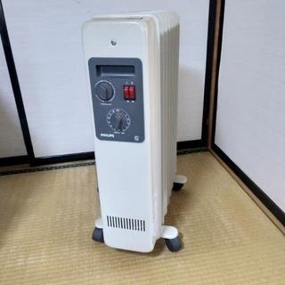フィリップスラジエーター式オイルヒーター HD3461 100V...