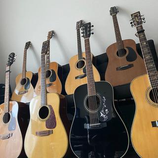☆お手元のアコースティックギターを整備・調整・クリーニング・弦交...