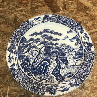 (5048-0)大皿 36㎝ 和食器 大鉢 盛り皿