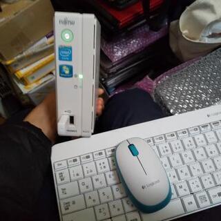 【超小型】富士通B532 Celeron G1610T+SSD 快速