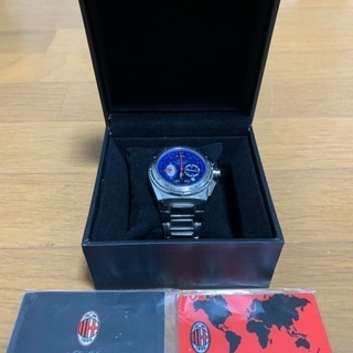 ACミランオフィシャルショップ購入腕時計