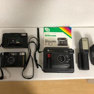 【ジャンク】カメラセット