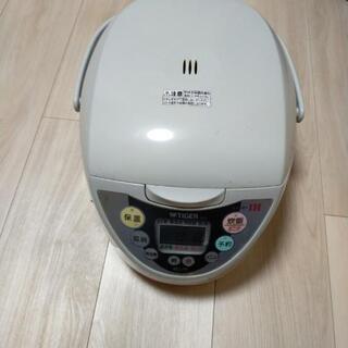 TIGER 炊飯器 JIZ-A100