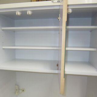 R245 キッチンボード、食器棚 幅90cm  - 家具