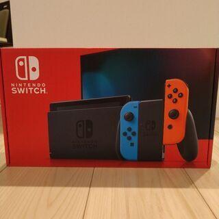 Nintendo Switch ネオンブルーアンドレッド