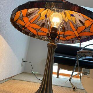 即決 ステンドグラス 照明 間接照明 高級品 ナイト照明 …