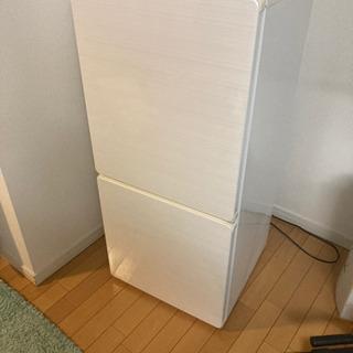 【東京都中央区】冷蔵庫(1-2人用)差し上げます。