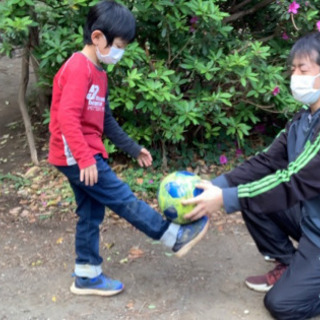 サッカーの個別レッスン