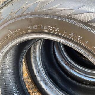 ブリヂストンスタッドレスタイヤVRX2 195/65R15 4本...