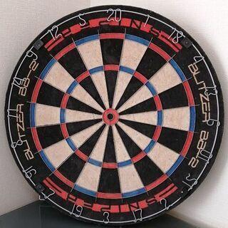 BLITZER Bristle dartboard/ブリッスルハ...