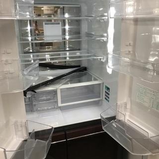 6ドア冷蔵庫 SHARP 2014年 501ℓ