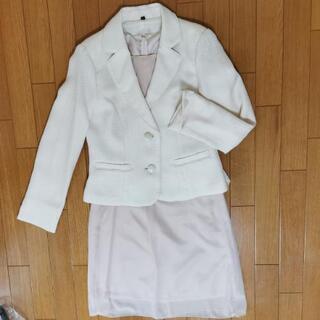 七五三 入学式 入園式に スーツ 3点セット フォーマル