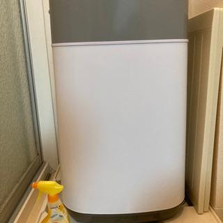 小型 洗濯機 3.8キロ 2017年製 6000円