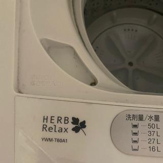 【本日限定】6.0洗濯機