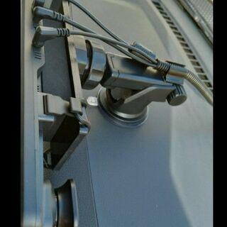 格安出品 ミラー型 ドライブレコーダー ダッシュボード 設置 吸盤 スタンド デジタルルームミラー 角度調整自由 − 広島県